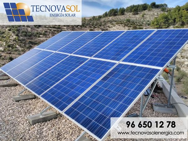 Fotovoltaica Off-Grid